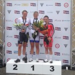 Sharlotte 3rd at the Elite National Time Trial Champs 2016